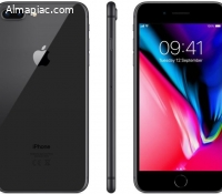 Apple iPhone 8 Plus 64GB Asztroszürke (Space Gray) #2509