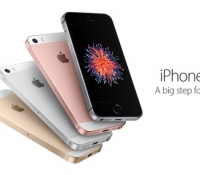 BOMBA ÁR! Új, Apple iPhone SE 16GB (Silver, Gold, Rosé)