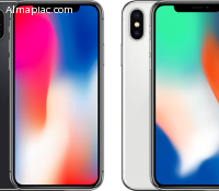 IPHONE X 64 GB fekete