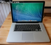 MacBook Pro 15-inch Early 2011