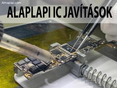 Alaplapi IC javítások (iSzerelés.hu)