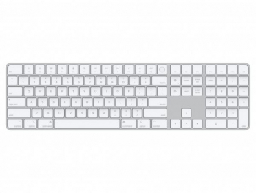 Apple Magic Keyboard (2021) with Touch ID and Numeric Keypad