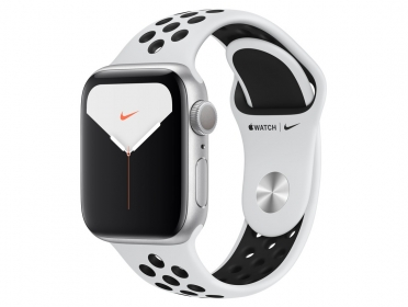 Apple Watch Nike+ Series 5 40mm Ezüst színű