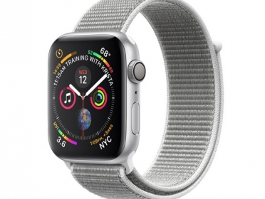 Apple Watch Series 4 44mm Ezüst színű