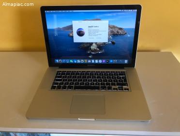 "CTO MacBook Pro 15"", Bomba Áron"