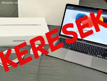 "Eladó M1 MacBook Air Retina 13"" Keresek"