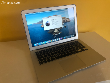 "MacBook Air 13"" i5, 4GB, 128SSD, Remek Áron"