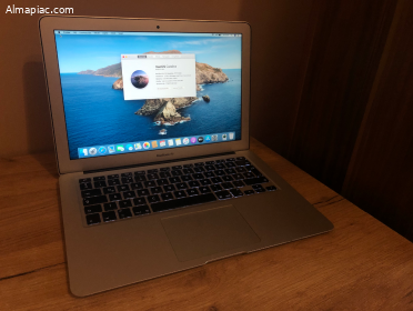 "MacBook Air 13"" i5, 8GB, Magyar bill"