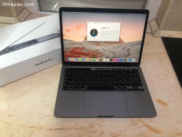"Szinte Új 2020 MacBook Pro 13"" Touch Bar, Apple garancia"